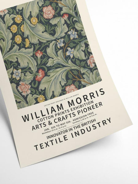 William Morris - Exhibition