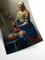 Vermeer - The Milkmaid