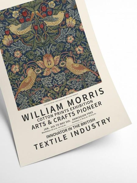 William Morris - Strawberry Thieves