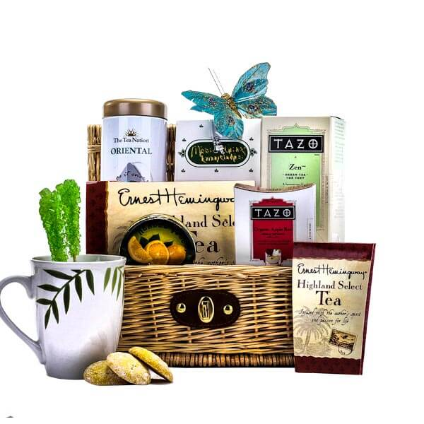 Sip and Relax - GiftBasket.com - Gift Basket