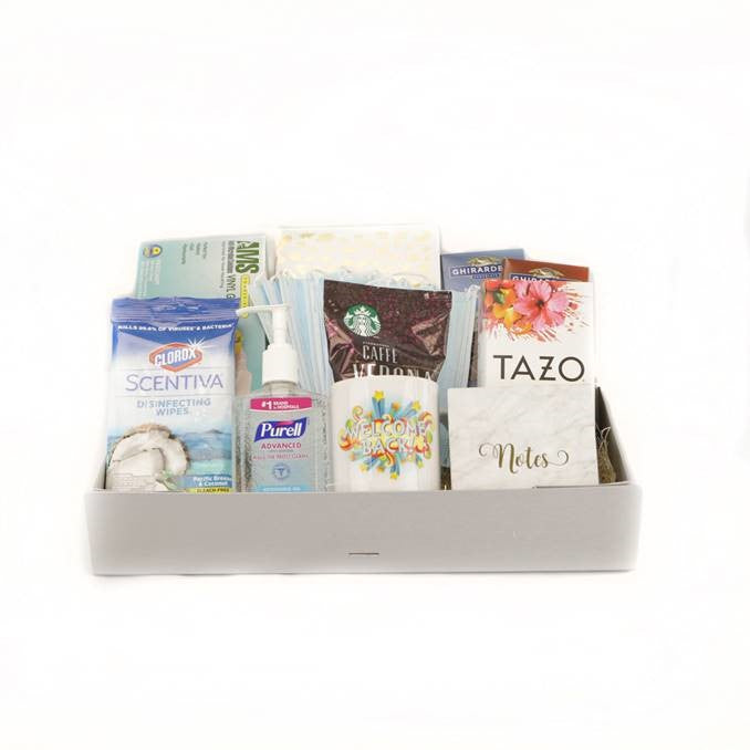 Welcome Back PPE Gift Set - GiftBasket.com - Care Package