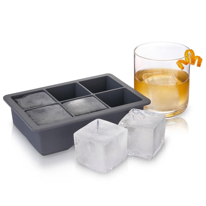 Whiskey Ice Cube Set - GiftBasket.com - Branded