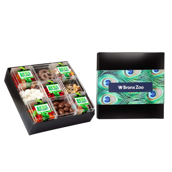 9 Piece Sweet Box Assorted - Mix Gift Set - GiftBasket.com - Promotional