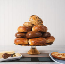 Load image into Gallery viewer, NYC Bagels - 20 Bagels - GiftBasket.com - Gift Box