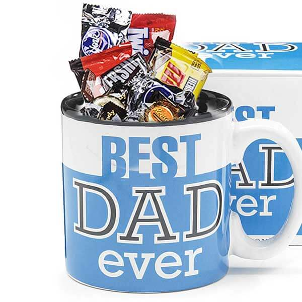 Best Dad - GiftBasket.com - Gift Box