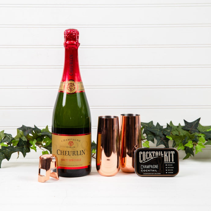 Cheurlin Celebration Champagne Set