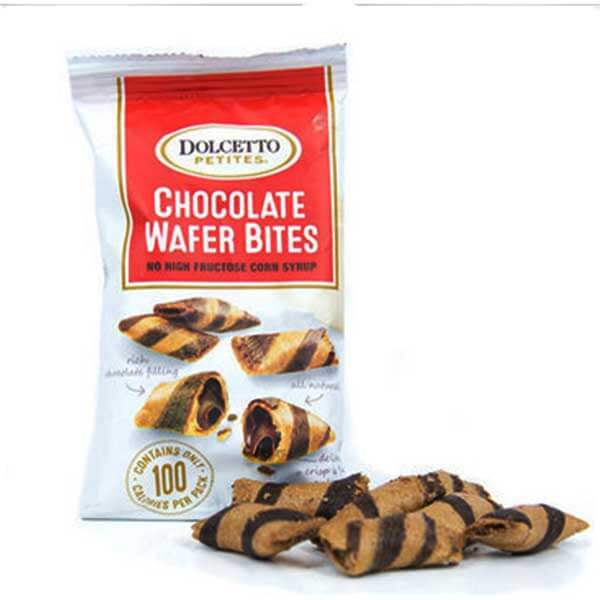 Dolcetto Petites Choc Wafers - GiftBasket.com