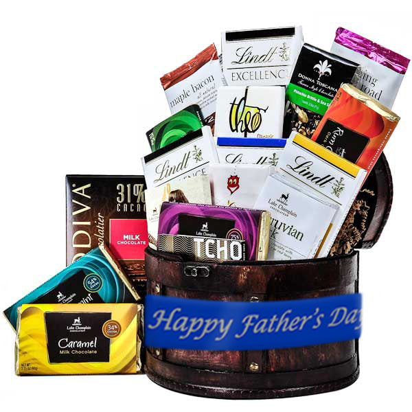 Father's Day Wonderful World of Chocolate
