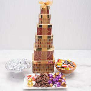 Chocolate Supreme Tower
