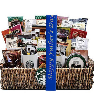 Father's Day All Time Favorite Tea and Coffee Basket