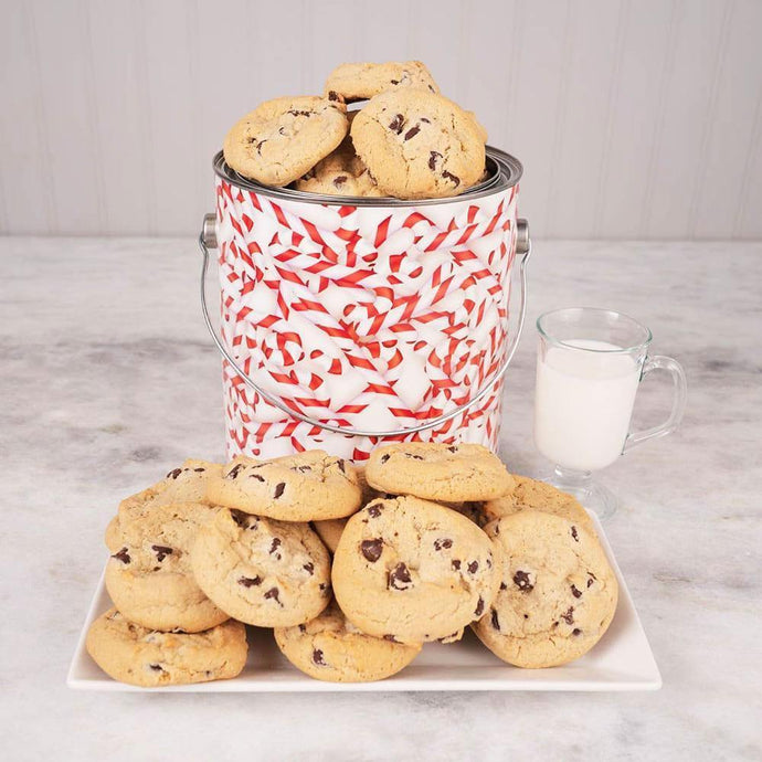 Cookies for Santa Holiday Gift Tin