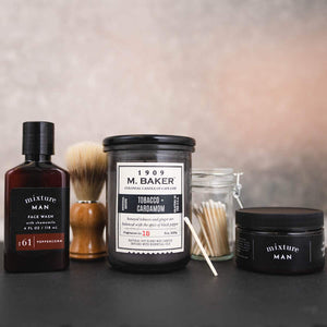 Crave the Shave Men's Spa Gift Set
