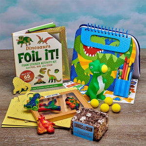 Dino Crazy Gift Set for Boys