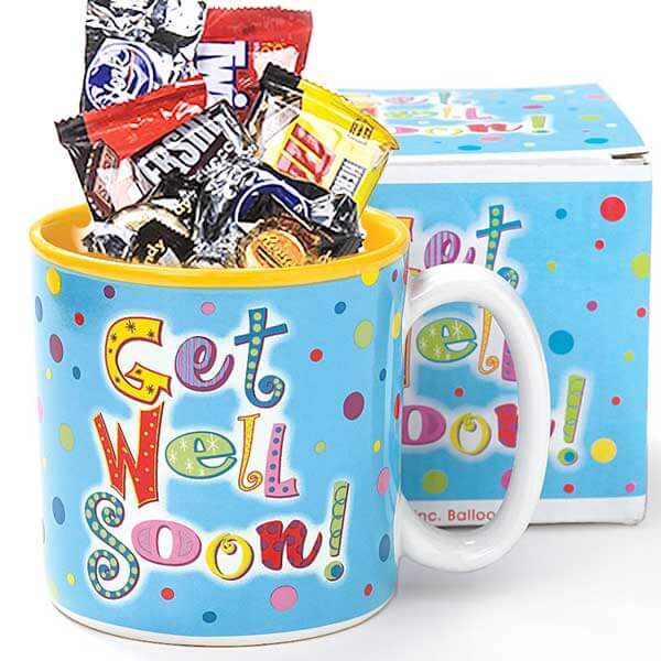 Get Well Soon - GiftBasket.com