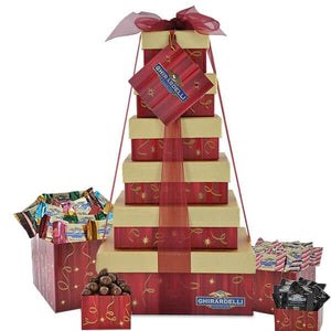 Ghirardelli Delight Tower