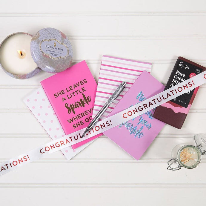 A Thoughtful Thank You - Congratulations - GiftBasket.com - Gift Set