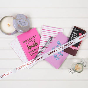 A Thoughtful Thank You - Happy Birthday - GiftBasket.com - Gift Set