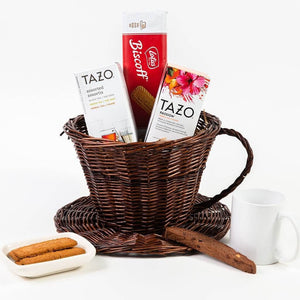 Any Time is Tea Time Gift Basket - GiftBasket.com - Gift Basket