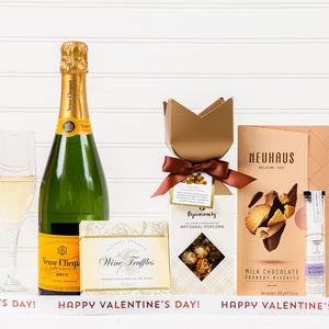 The Sweets Champagne Gift Basket - GiftBasket.com - Gift Set