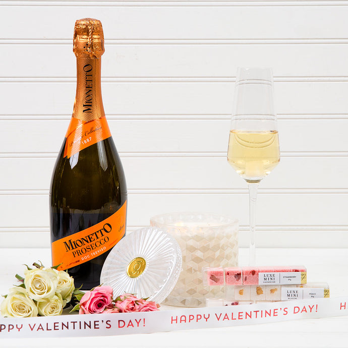 Sweet Prosecco Cocktail Set - GiftBasket.com - Gift Set