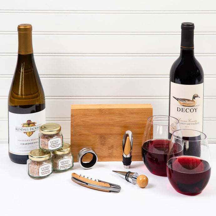 Wine & Dine Wine Gift Set
