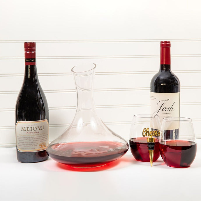 Cheers to Wine Red Wine Gift Set