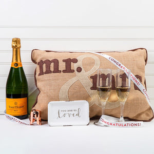 Congrats to the Mr. & Mrs. Champagne Gift Set
