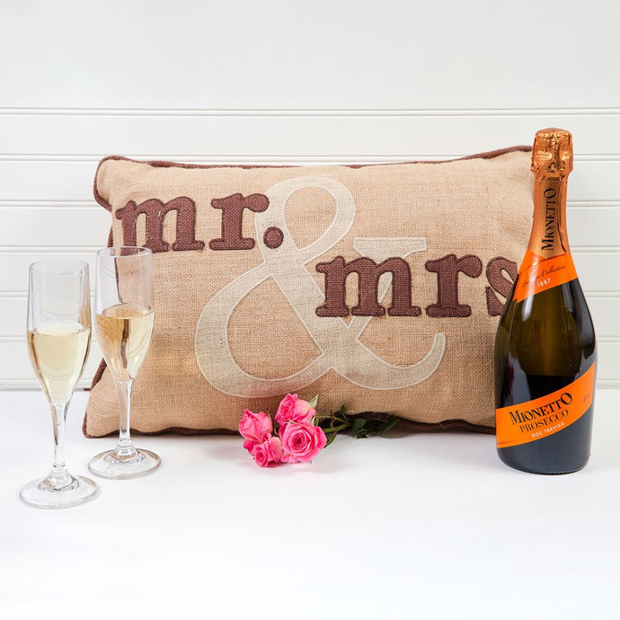 Mr. & Mrs. Prosecco Celebration Set