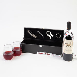 For the Love of Wine Holiday Gift Set (Version 2)