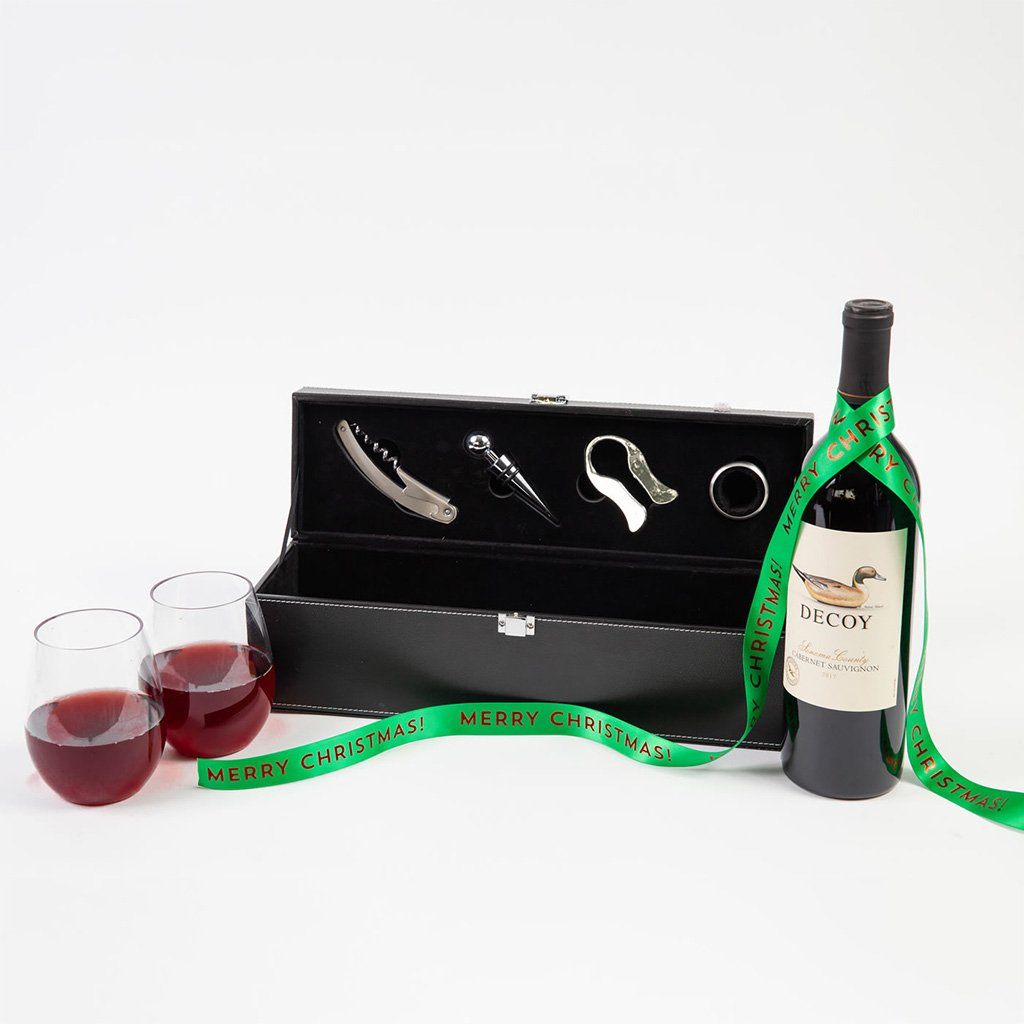 For the Love of Wine Christmas Gift Set (Version 2)