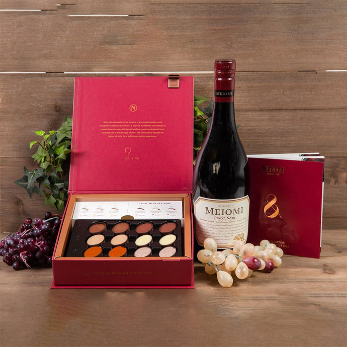 The Best Things in Life Red Wine Gift Set - GiftBasket.com - Gift Set