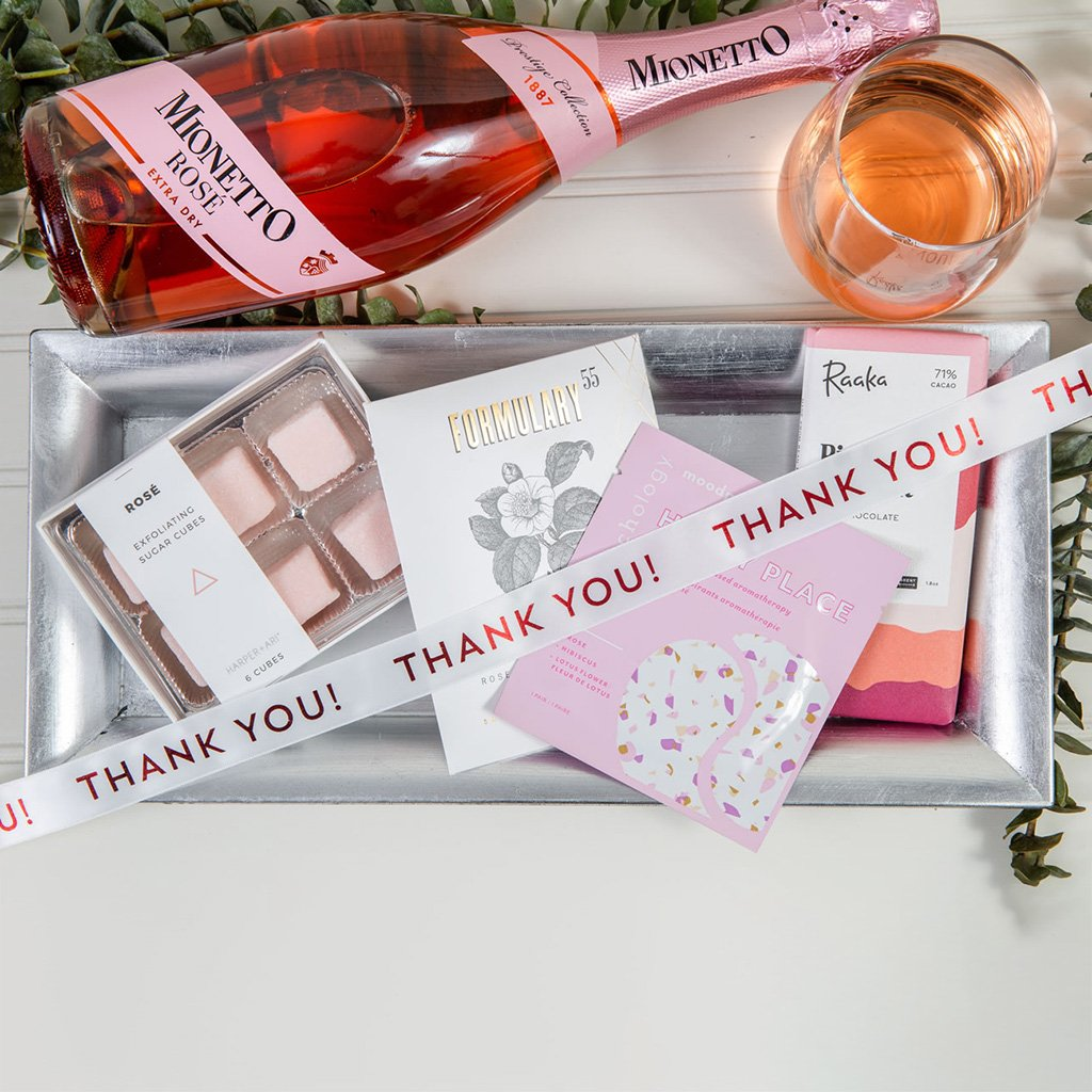 Rosé All Day Thank You Gift Set