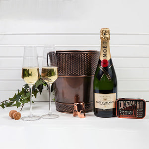 Let's Celebrate with Champagne - GiftBasket.com - Gift Set