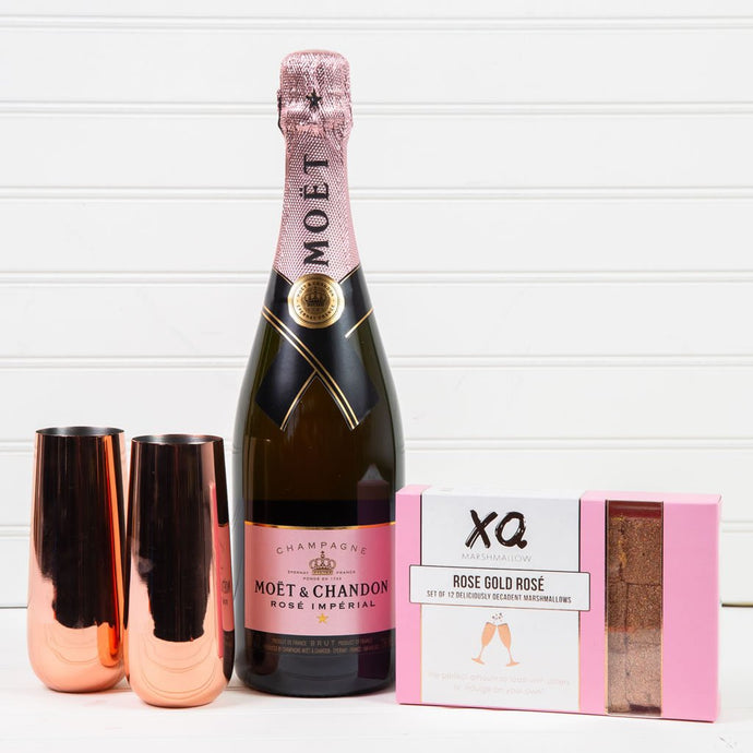 Let's Get Fizzical Champagne Gift Set (Version 2)