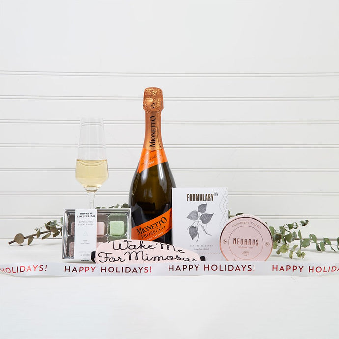 Everything is Better after Brunch Happy Holidays Gift Set