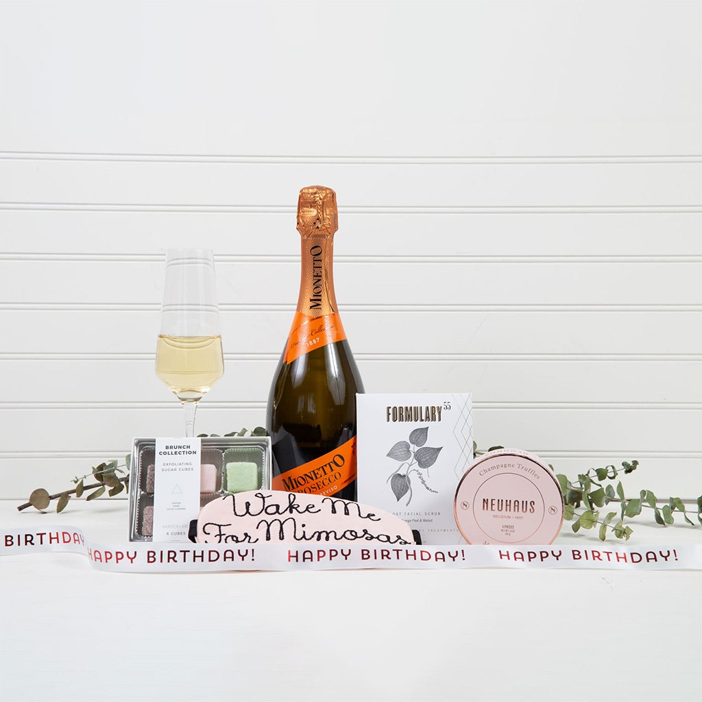 Everything is Better after Brunch Happy Birthday Gift Set