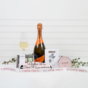 Everything is Better after Brunch I Love You Gift Set