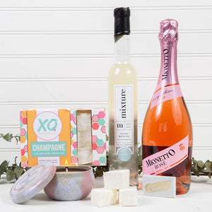Bath & Bubbles Prosecco Gift Set