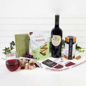 Wine & Chocolate Decadence - Congratulations!