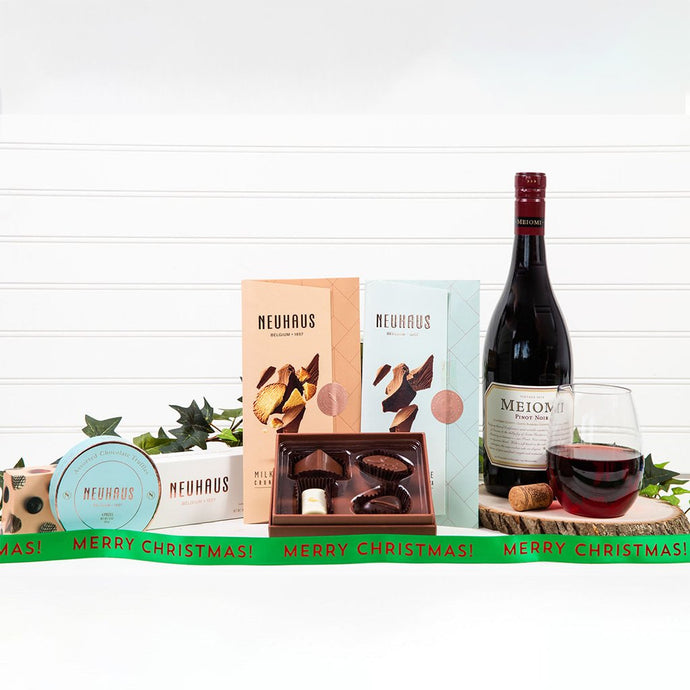 Chocolate & Wine Dreams - Merry Christmas!