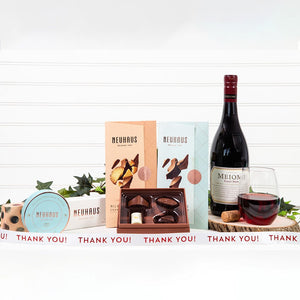 Chocolate & Wine Dreams - Thank You!