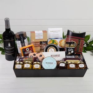 Sweet and Savory Luxury Gift Basket