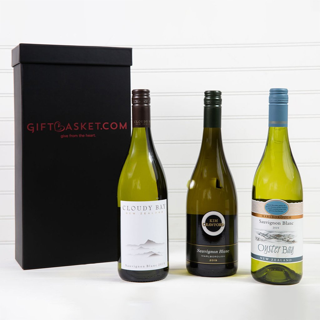 Blanc Out White Wine Set - GiftBasket.com - Wine Set