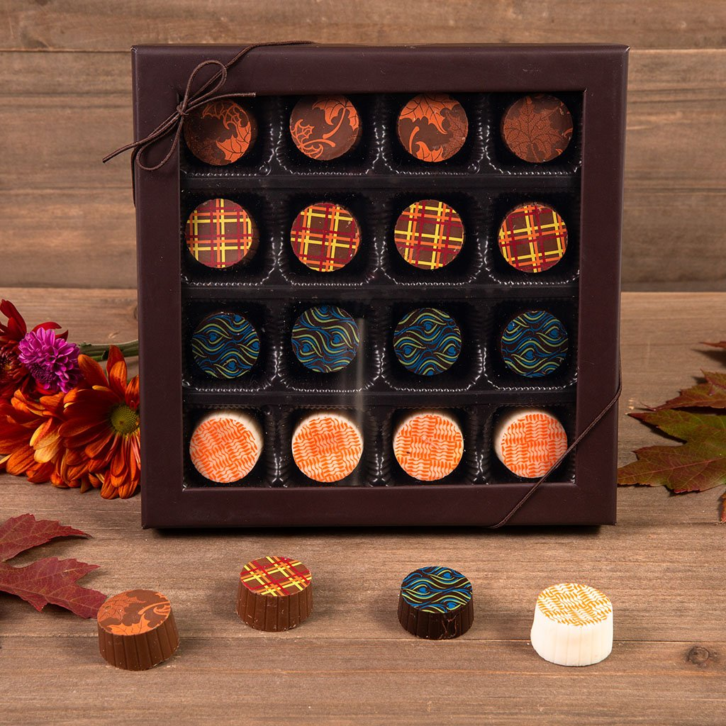 Halloween Assorted Truffle Gift Box