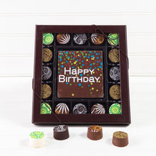Load image into Gallery viewer, Birthday Confetti Assorted Truffle Gift Box