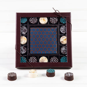 Hanukkah Assorted Truffle Gift Box