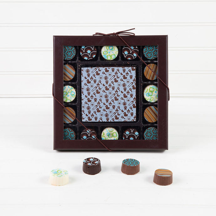 Baby Boy Assorted Truffle Gift Box