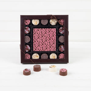 Baby Girl Assorted Truffle Gift Box