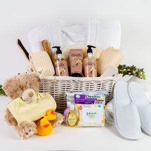 Mommy & Baby Bath Gift Basket