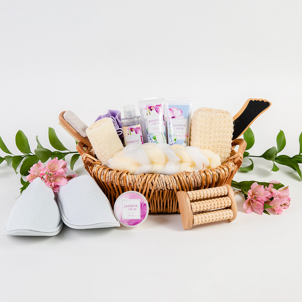 Peaceful Night Spa Set - GiftBasket.com - Gift Basket